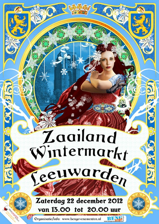 Zaailand Wintermarkt Leeuwarden - big