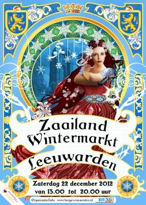 Zaailand Wintermarkt Leeuwarden - small